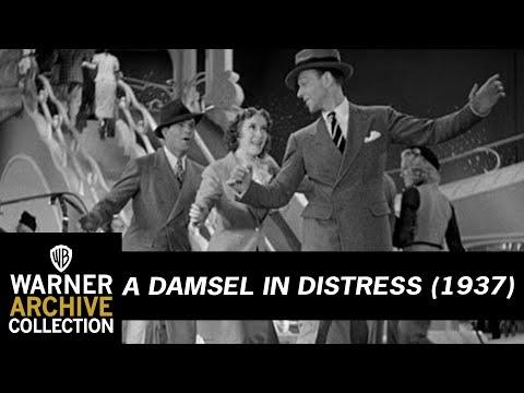 A Damsel In Distress (1937) - Stiff Upper Lip