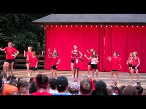 Camp Rim Rock For Girls, General Session 2 Performances Part 2, 2013