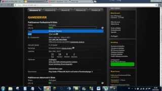 [Tutorial] Nitrado Server erstellen und verwalten - Teil 1/2