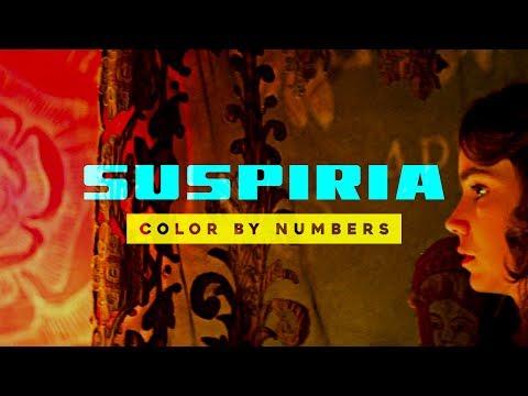 The Visual Aesthetic of Dario Argento's Suspiria