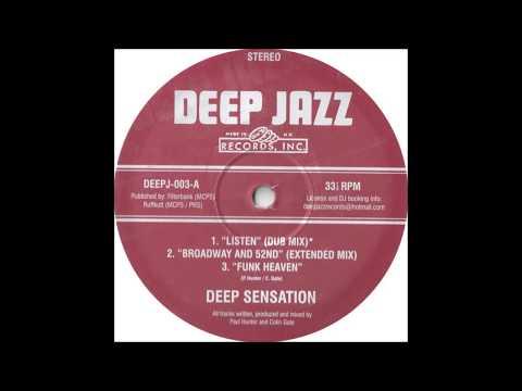 Deep Sensation  -  Listen (Dub Mix)