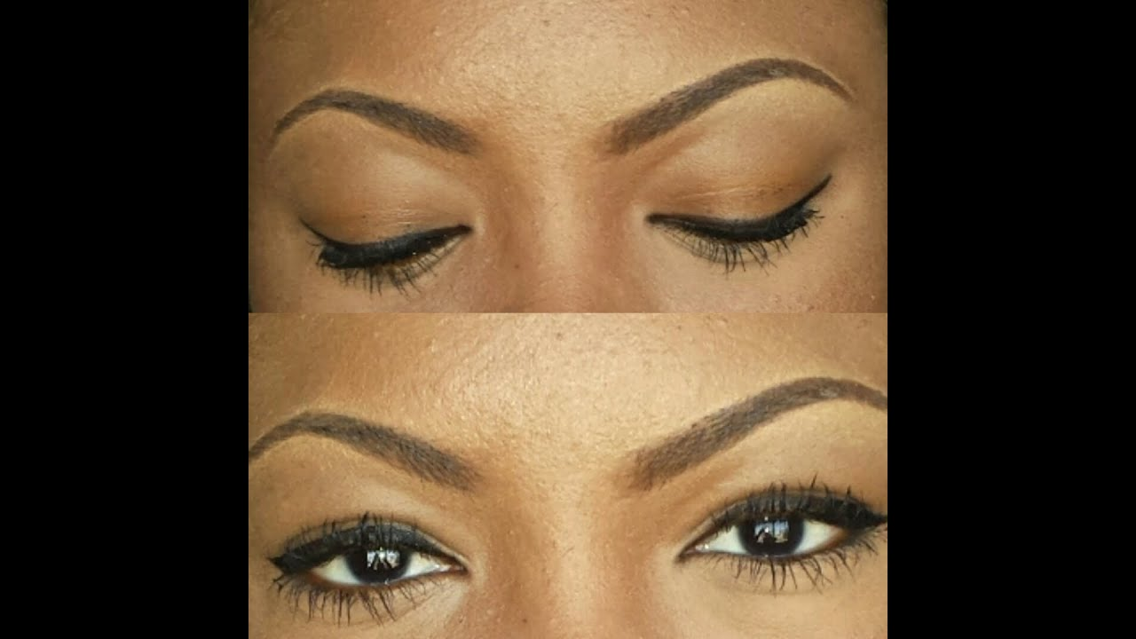 Requested: Updated Video on How I Do My Eyebrows - YouTube