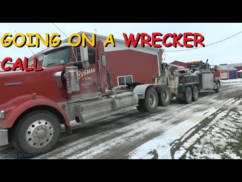 Road Trip: Wrecker Call