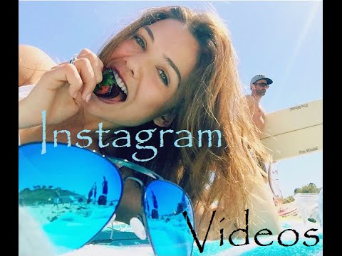 how to find the oringinal video of an ad instagram