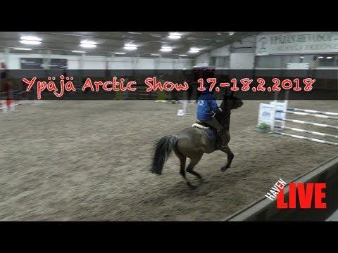 Ypäjä Arctic Show 17.-18.2.2018 - Päivä 2 - SU