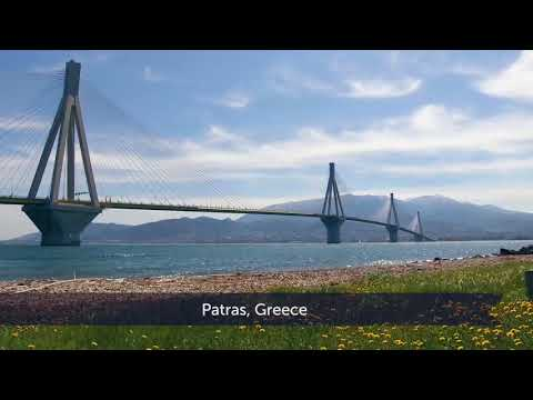 Corinth Canal & Greek Islands Cruise with Fred. Olsen