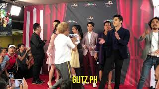 "DOTGA Stars Kim Chiu, Ryan Bang, MayWard Dance to ""Kembot"""