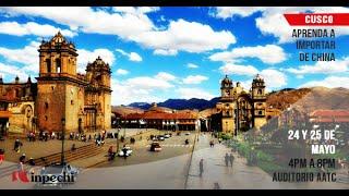 Aprenda a Importar d China. Seminario en Cusco 24 y 25 de Mayo