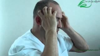 Урок 3. Работа с зоной лба или как поднять брови