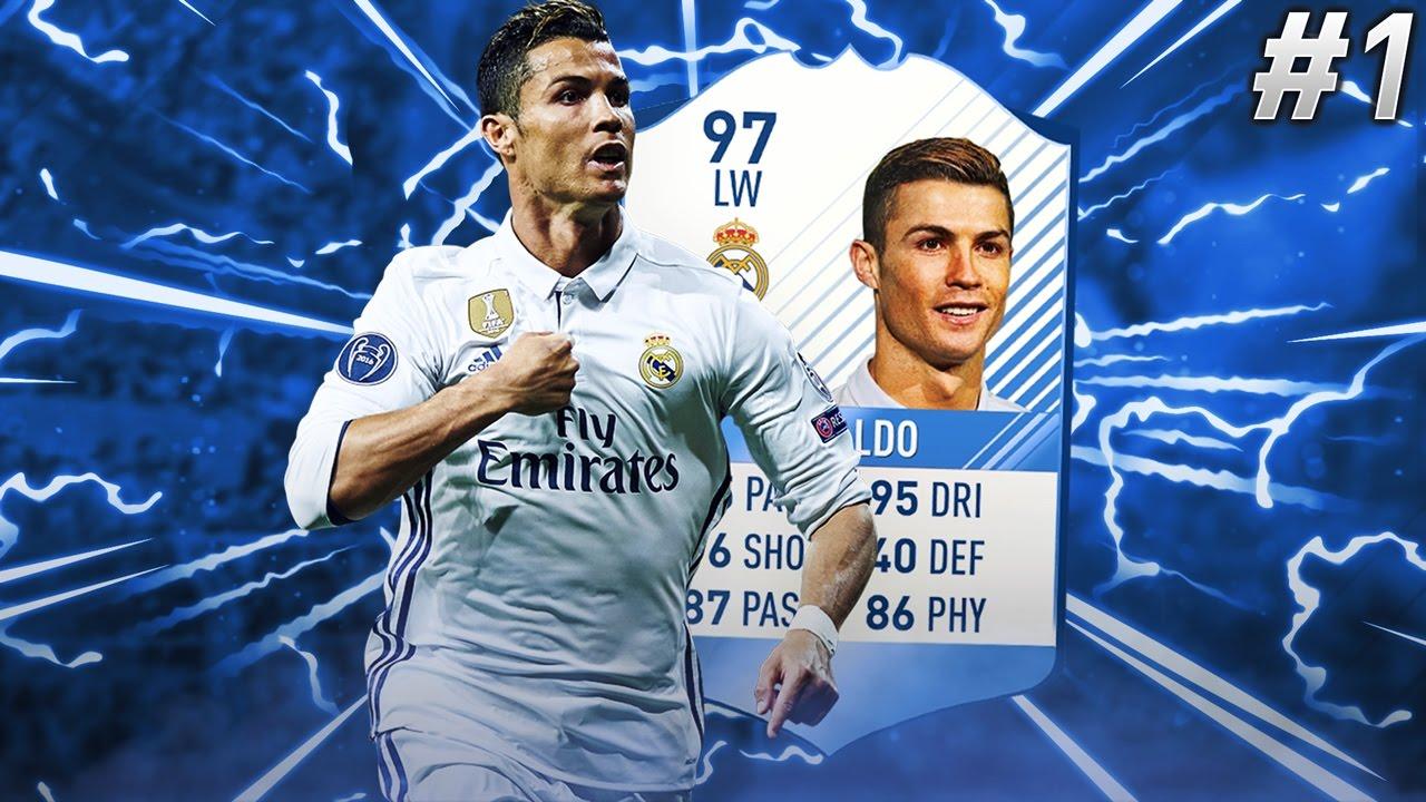 Nem vagyunk egyenisegek 235 - Fifa 17 Ronaldo Project 1 R Sz Izgalmas G Lgazdag Meccsek