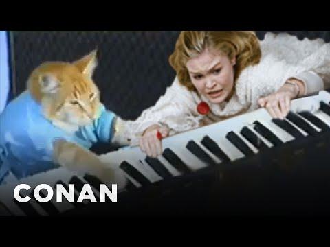 Julia Stiles Has Become An Internet Meme  CONAN on TBS