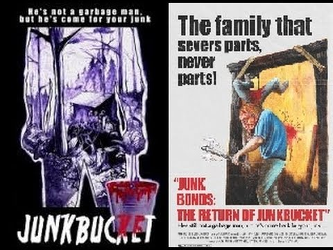 "Mrparka Review's ""Junkbucket"" & ""Junk Bonds: The Return of Junkbucket"""