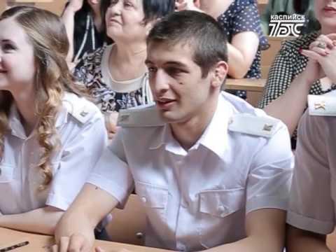 В каспийском филиале Санкт Петербургского полицейского колледжа начала работать приемная комиссия