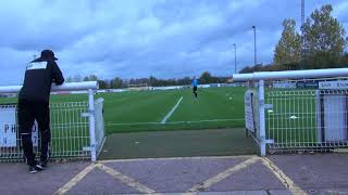 From dressing room to pitch...Leamington FC