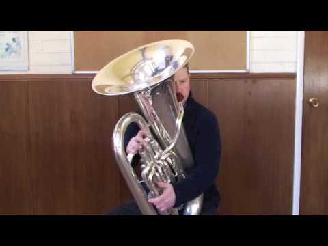 From Tuba to Piccolo Trumpet (and back...!) Jimmy the Lip