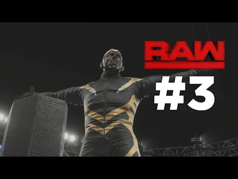 WWE 2K18 UNIVERSE MODE #3 | KEEN TO IMPRESS
