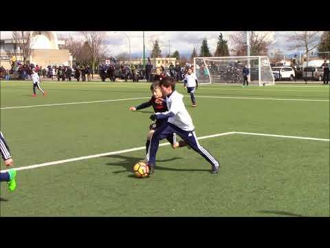 VWFC ACADEMY CENTRE   ISLAND vs  North Delta United