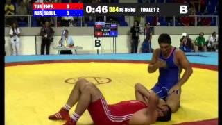 Rashid Sadulaev vs Muhammed Enes Altun