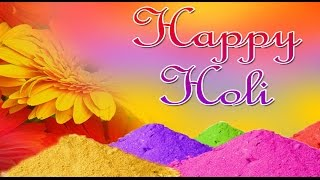 Happy Holi 2016 - Beautiful wishes, greetings, SMS, Whatsapp Video, E-card, Quotes