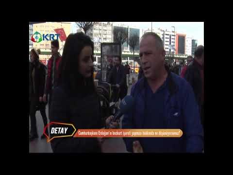 Cumhurbaşkanı Erdoğan'ın bozkurt işareti yapmasına halk ne diyor? - Sokak Röportajı