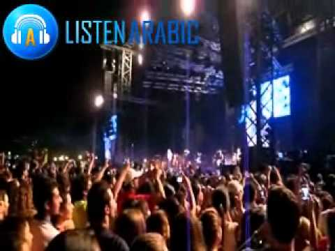 Shakira Live in Beirut dedicates Lebanon concert 2011 to her father William Mubarak - شاكيرا لبنان