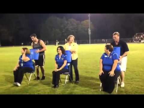 Crystal River High School's Ice Bucket Challenge