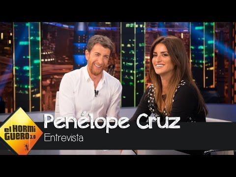 ¿Qué hizo Penélope Cruz minutos después de ganar un Oscar? - El Hormiguero 3.0