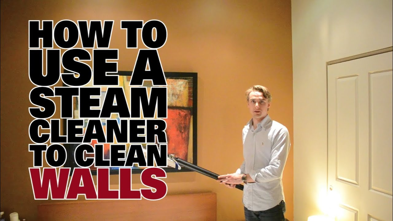 how to use a steam cleaner to clean walls dupray steam. Black Bedroom Furniture Sets. Home Design Ideas