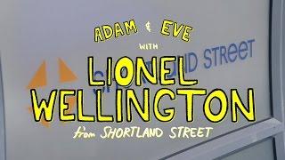Adam & Eve Meet Lionel Wellington from Shortland Street