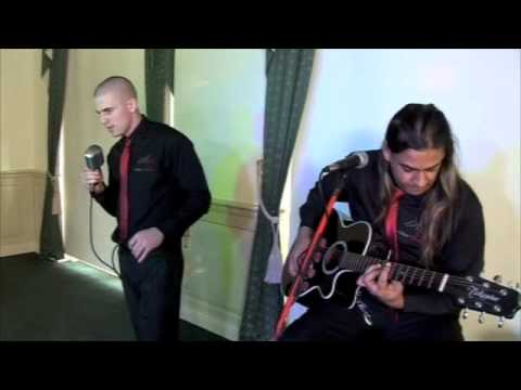 Adam Chandler and Simon J. Pinto Acoustic covers