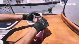 How to apply Varnishes 2016