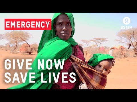 East Africa Food Crisis: Oxfam are there