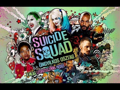 Suicide Squad – öngyilkos Osztag