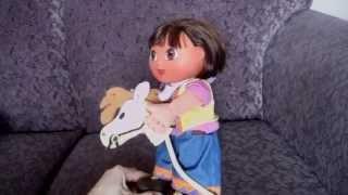 cowgirl dora the explorer