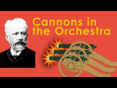 Cannons in the Orchestra 💥 The story of Tchaikovsky's 1812 overture