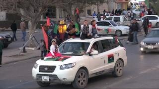 أخبار حصرية | إحتفالات الليبيين بذكرى الثورة بطعم الانتصار على الإرهاب