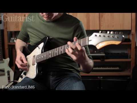 Fano Standard SP6 & JM6 electrics demo