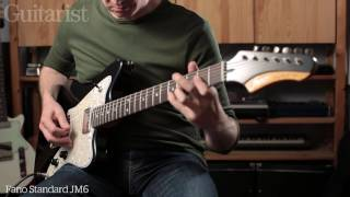 Fano Standard SP6 & JM6 electrics demo(, 2016-06-01T10:53:29.000Z)