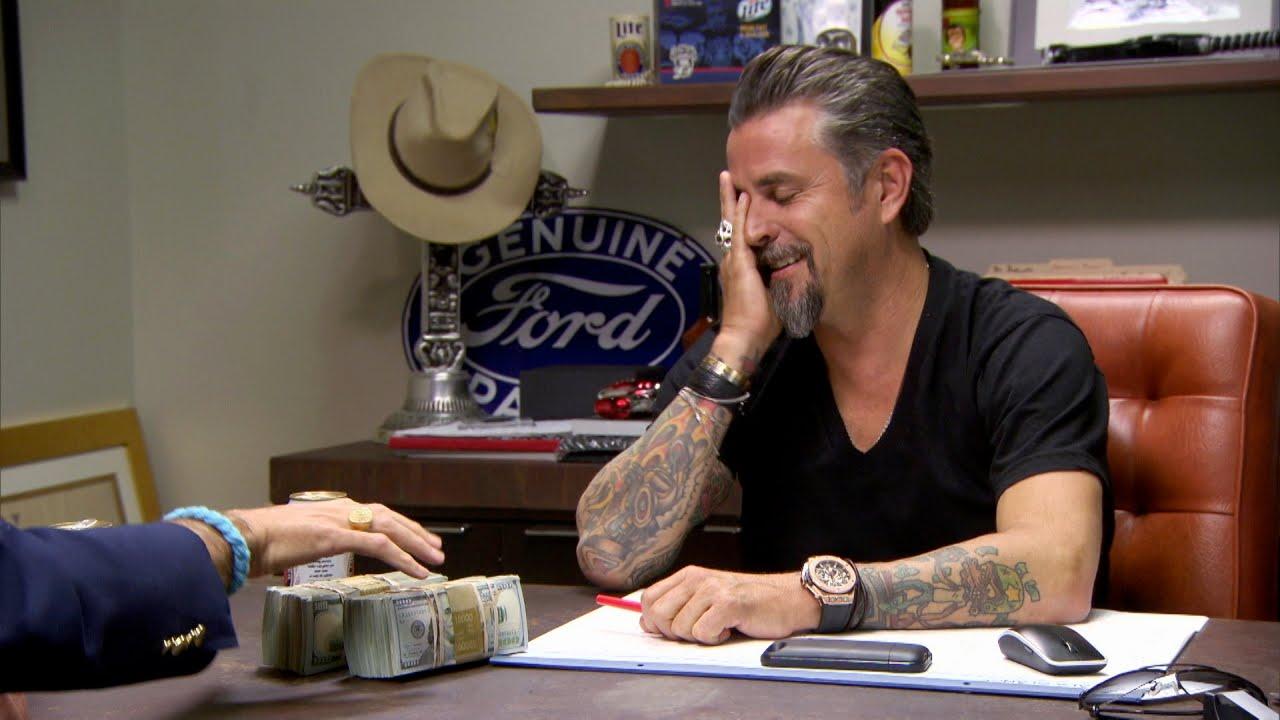 Fast N' Loud' Star Richard Rawlings Files for Divorce
