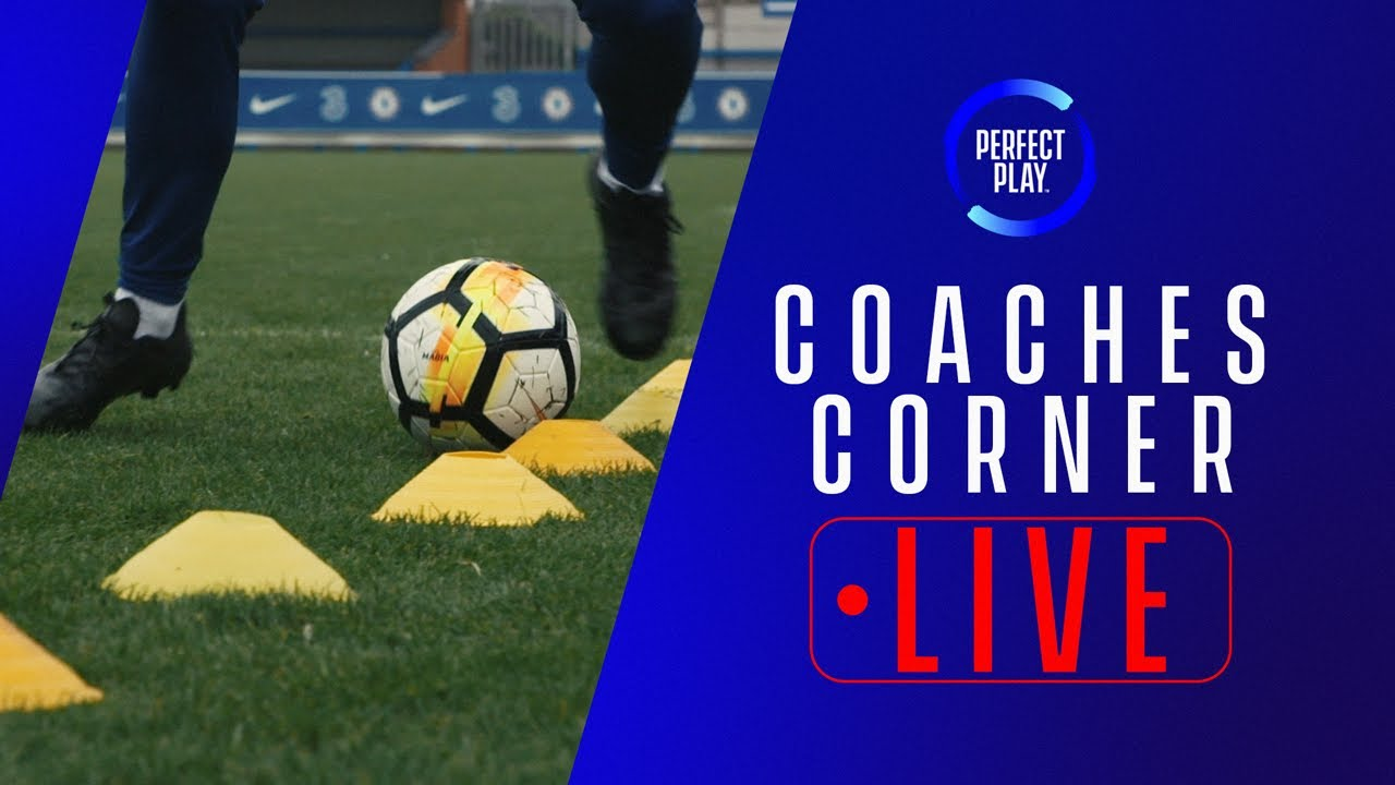 Coaches Corner Live | Improve Your Game | Perfect Play