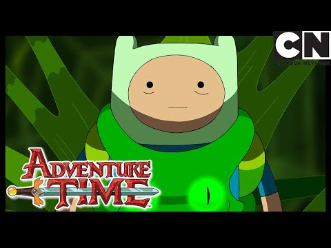 Whispers | Adventure Time | Cartoon Network