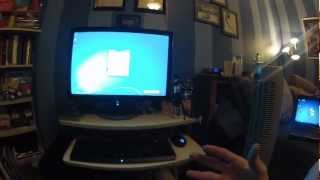 Cyberpower PC Unboxing, First Boot, total buyer experience and review 2012