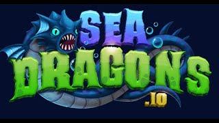 SeaDragons.IO Full Gameplay Walkthrough