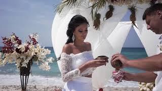 Свадьба на белоснежном острове Паттайя Тайланд