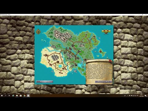 Knights and Merchants Remake- An Empire Destroyed (Imperium Zniszczone) mission 9 (misja 9)
