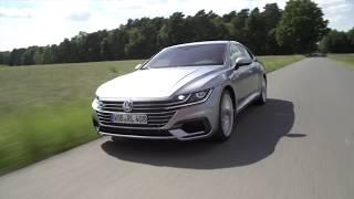 FIRST DRIVE Volkswagen Arteon (DANMARK)