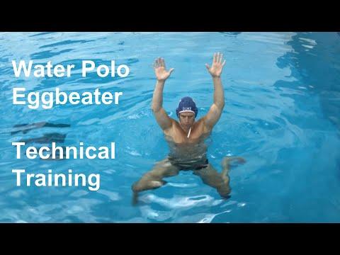 Eggbeater Fundamentals Part 2: Technical Training