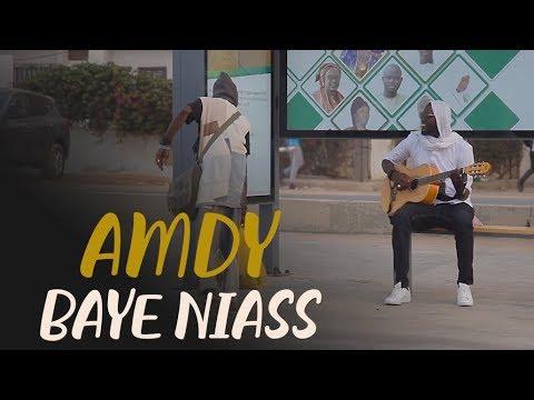 """COVER """"BAYE NIASS"""" Par AMDY OPTI - EP02 (LES RV DE AMDY)"""