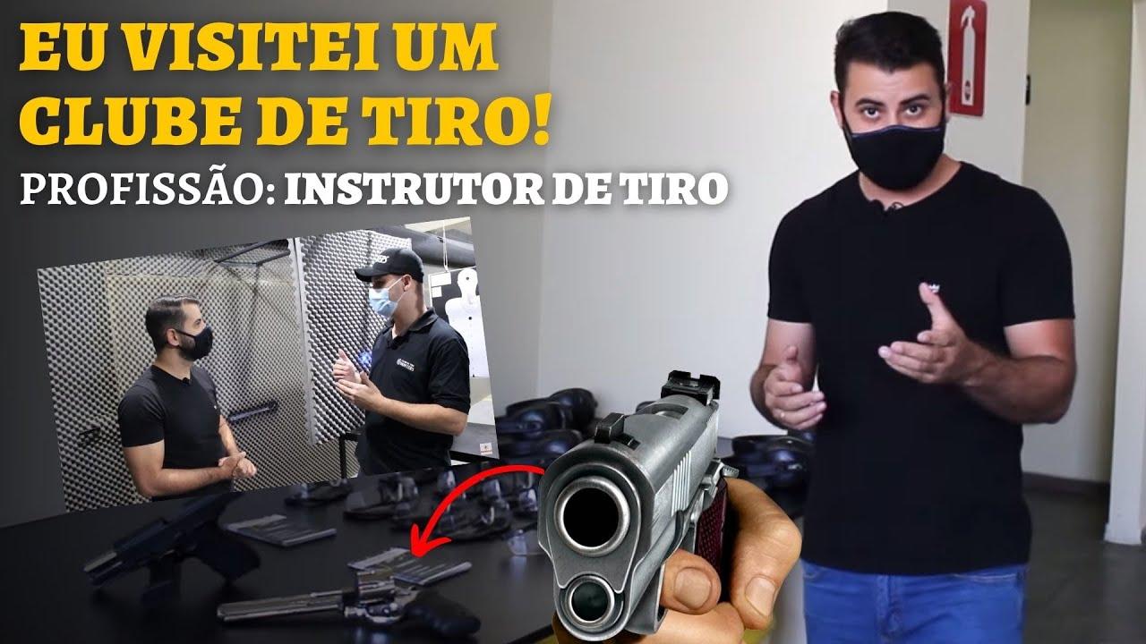 INSTRUTOR DE TIRO - AS PROFISSÕES MAIS CURIOSAS DO MUNDO