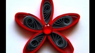Мастер-класс: Квиллинг. Вложенный цветок(Мастер-класс по изготовлению вложенного цветка в технике квиллинг. Если вам понравился этот мастер-класс,..., 2013-02-03T08:17:19.000Z)